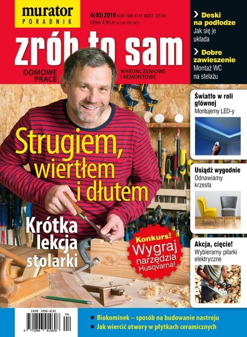 """Numer specjalny """"Zrób to Sam"""" 4/2016"""