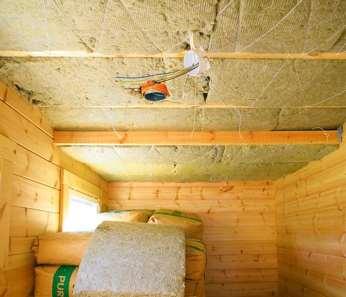 Czym izolować strop